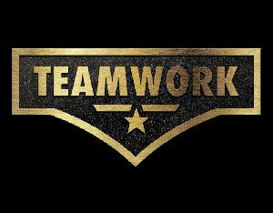 Paintball mit Teamwork