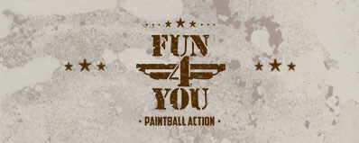Fun4You Paintball Action in Dornbirn